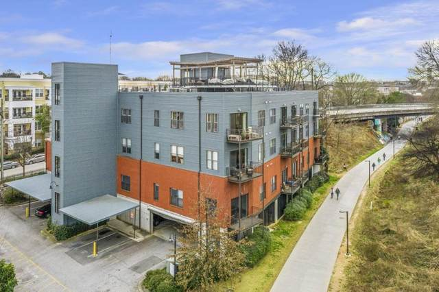 200 N Highland Avenue NE #207, Atlanta, GA 30307 (MLS #6830915) :: The Zac Team @ RE/MAX Metro Atlanta