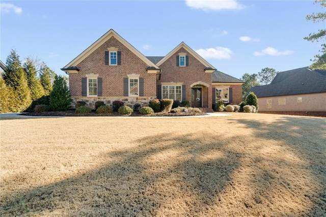 723 Creekside Bend, Alpharetta, GA 30004 (MLS #6831154) :: RE/MAX Paramount Properties