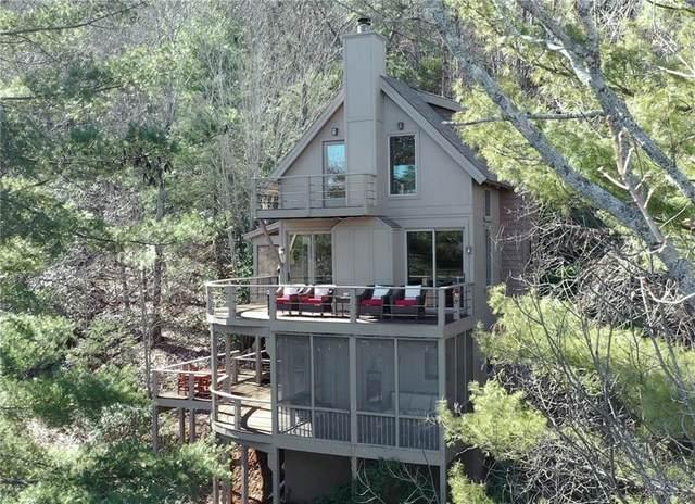 195 Cinnamon Fern Lane, Big Canoe, GA 30143 (MLS #6831172) :: North Atlanta Home Team