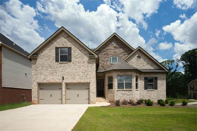 3456 Brook Rose Lane, Stonecrest, GA 30038 (MLS #6831285) :: Tonda Booker Real Estate Sales