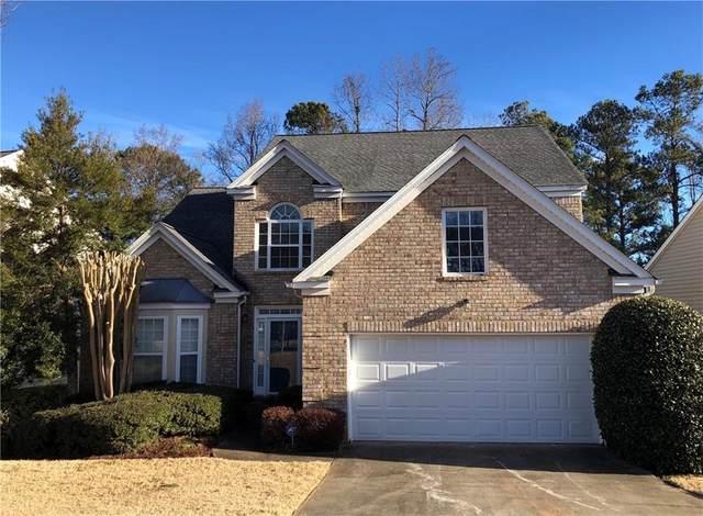 500 Lazy Willow Lane, Lawrenceville, GA 30044 (MLS #6831518) :: North Atlanta Home Team