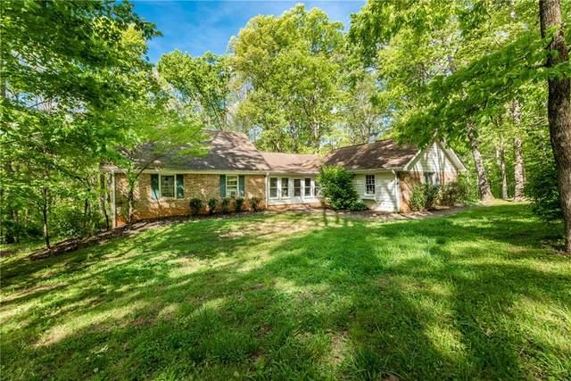 243 Talking Rock Drive N, Jasper, GA 30143 (MLS #6831682) :: Path & Post Real Estate