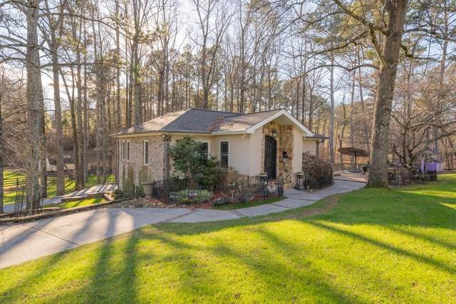 16560 Freemanville Road, Alpharetta, GA 30004 (MLS #6831721) :: Compass Georgia LLC