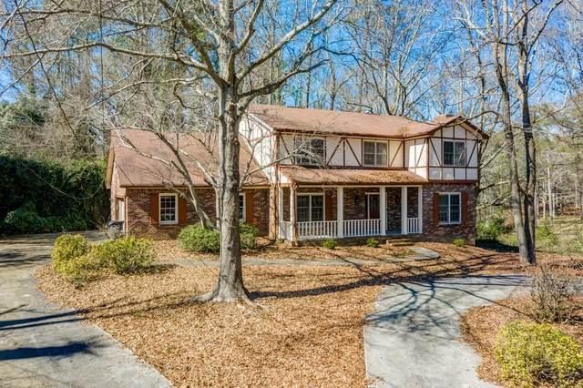 2119 Harbour Oaks Drive, Snellville, GA 30078 (MLS #6831775) :: North Atlanta Home Team