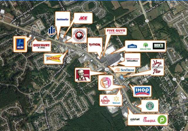 305 Athens Highway, Loganville, GA 30052 (MLS #6832083) :: The Butler/Swayne Team