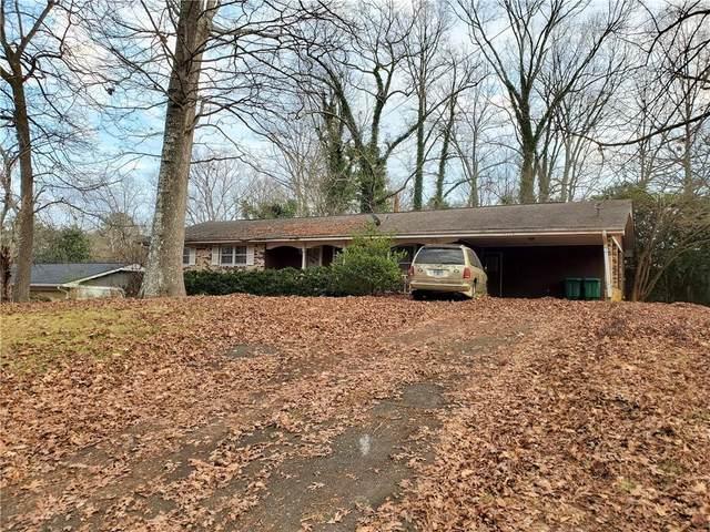 5114 Oak Leaf Terrace, Stone Mountain, GA 30087 (MLS #6832255) :: North Atlanta Home Team