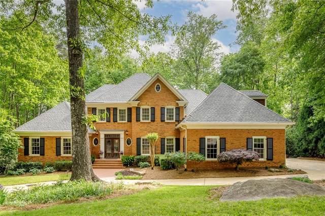 7960 Landowne Drive, Sandy Springs, GA 30350 (MLS #6832288) :: North Atlanta Home Team