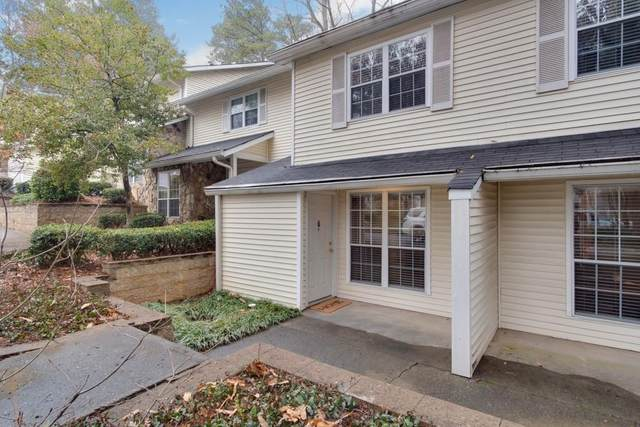 6822 Glenridge Drive G, Sandy Springs, GA 30328 (MLS #6832875) :: The Gurley Team