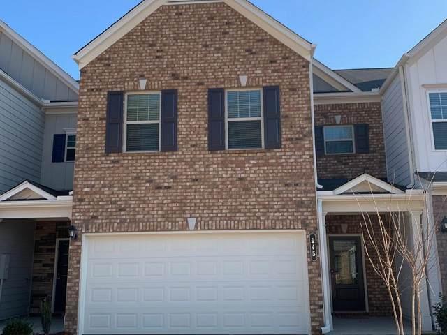 145 Madison Bend #9, Woodstock, GA 30188 (MLS #6832878) :: Kennesaw Life Real Estate