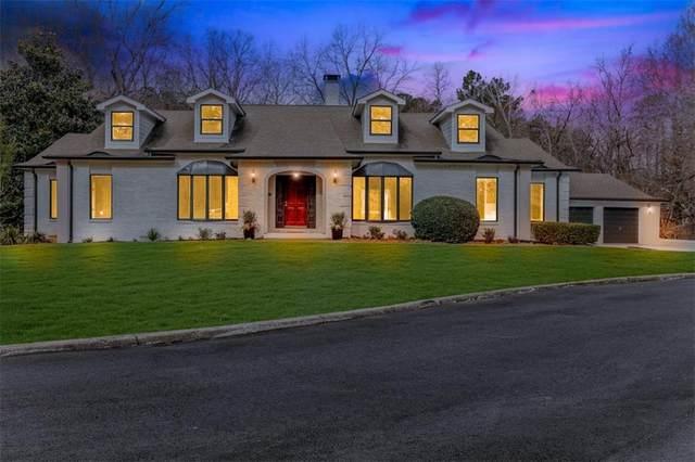 620 Valley Hall Drive, Sandy Springs, GA 30350 (MLS #6832952) :: Tonda Booker Real Estate Sales