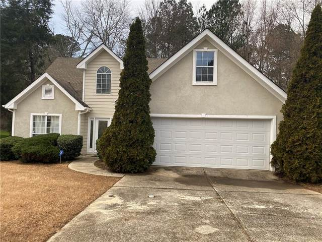 929 Stonemill Manor, Lithonia, GA 30058 (MLS #6833077) :: Tonda Booker Real Estate Sales