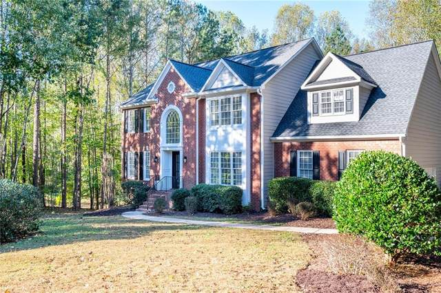 595 Devonshire Farms Way, Alpharetta, GA 30004 (MLS #6833199) :: Scott Fine Homes at Keller Williams First Atlanta