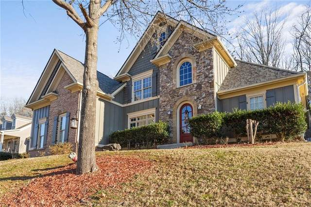 27 Brookside Way NW, Cartersville, GA 30121 (MLS #6833373) :: Good Living Real Estate