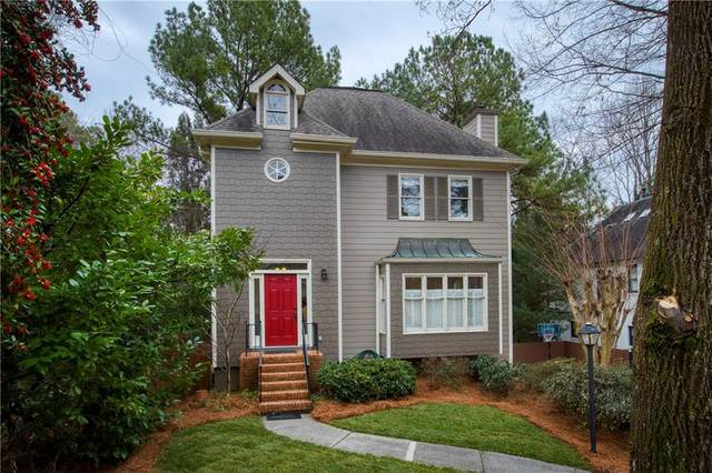 355 Eureka Drive NE, Atlanta, GA 30305 (MLS #6833743) :: The Zac Team @ RE/MAX Metro Atlanta