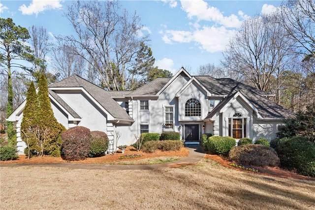 595 Terrace Oaks Drive, Roswell, GA 30075 (MLS #6833789) :: North Atlanta Home Team