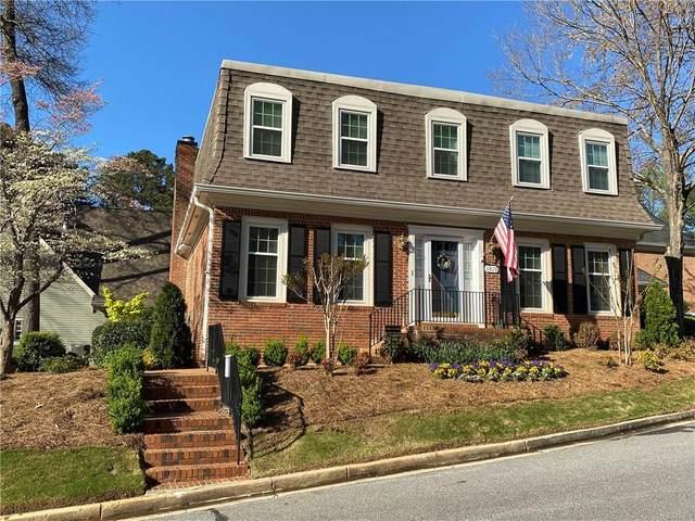 1819 Bedfordshire Drive, Decatur, GA 30033 (MLS #6833848) :: Atlanta Communities Real Estate Brokerage