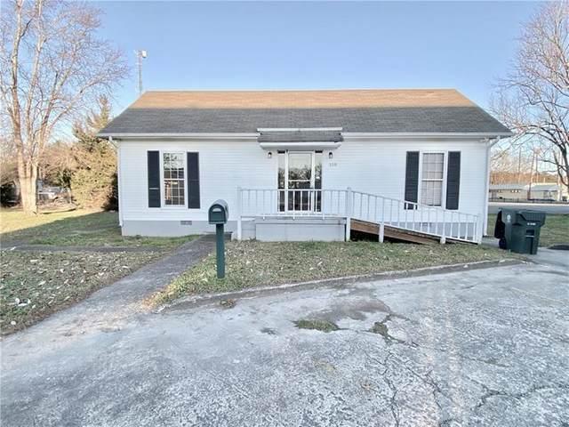 110 Catherine Court, Rockmart, GA 30153 (MLS #6834054) :: Charlie Ballard Real Estate