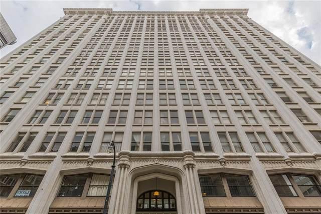 57 Forsyth Street NW 9H, Atlanta, GA 30303 (MLS #6834178) :: Good Living Real Estate