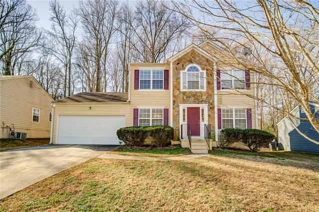 833 Revena Drive, Austell, GA 30168 (MLS #6834356) :: Path & Post Real Estate