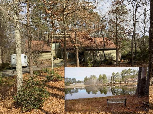 3096 Horseshoe Springs Drive, Conyers, GA 30013 (MLS #6834497) :: North Atlanta Home Team