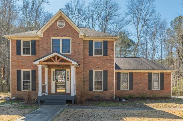 230 Mapledale Trail, Sharpsburg, GA 30277 (MLS #6834535) :: The Realty Queen & Team