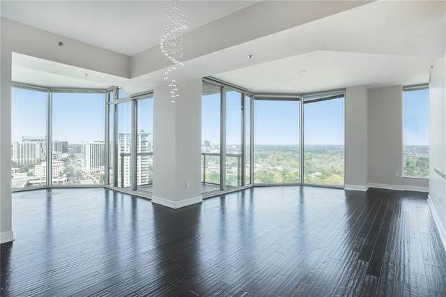 2795 Peachtree Road NE #2407, Atlanta, GA 30305 (MLS #6834551) :: North Atlanta Home Team