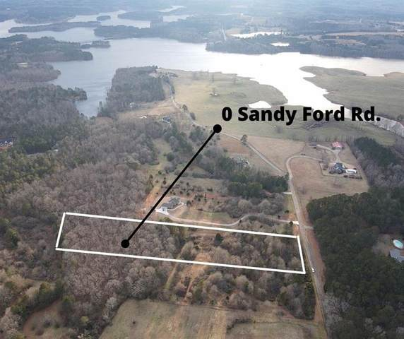 0 Sandy Ford Road, Social Circle, GA 30025 (MLS #6834685) :: North Atlanta Home Team