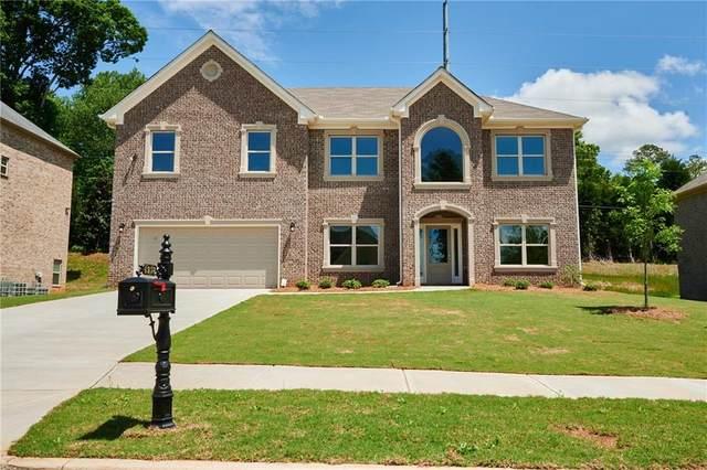 140 Terrell Way, Covington, GA 30014 (MLS #6834909) :: North Atlanta Home Team