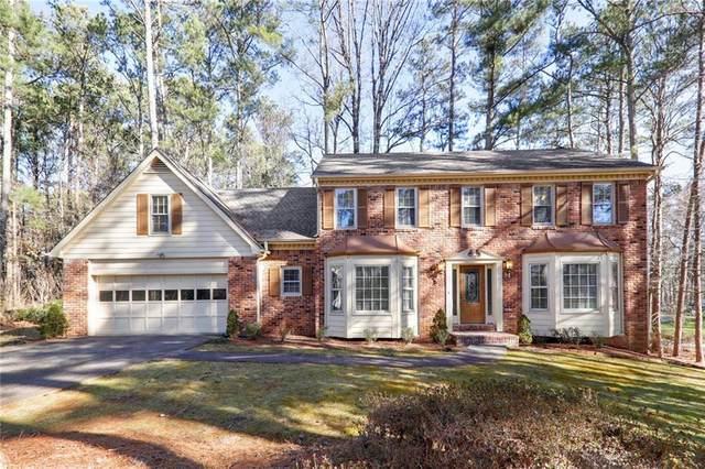 1474 Pleasant Street, Marietta, GA 30066 (MLS #6835308) :: Tonda Booker Real Estate Sales