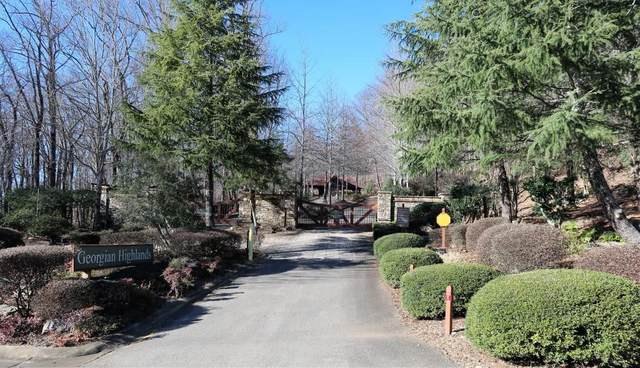 225 Andes Ridge, Ellijay, GA 30540 (MLS #6835521) :: The Cowan Connection Team
