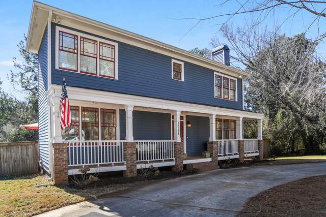 1974 Lilac Lane, Decatur, GA 30032 (MLS #6836398) :: The Cowan Connection Team