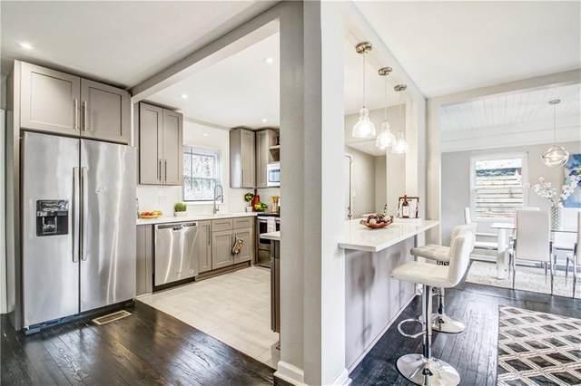 1664 Columbia Drive, Decatur, GA 30032 (MLS #6836435) :: Path & Post Real Estate