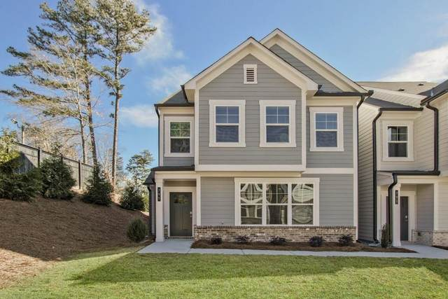 1857 Belmore Street #14, Smyrna, GA 30080 (MLS #6836505) :: Good Living Real Estate