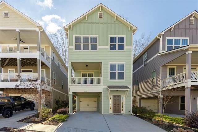 1227 Ridenour Lane, Kennesaw, GA 30152 (MLS #6836542) :: Path & Post Real Estate