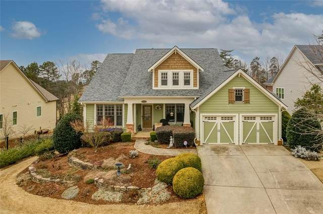 104 Laurel Canyon Trail, Canton, GA 30114 (MLS #6836654) :: Scott Fine Homes at Keller Williams First Atlanta