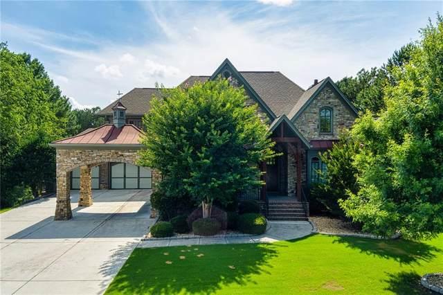 1255 Mcminn Way, Snellville, GA 30078 (MLS #6836782) :: Dawn & Amy Real Estate Team