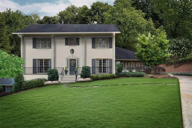 4628 Tall Pines Drive, Atlanta, GA 30327 (MLS #6836815) :: North Atlanta Home Team