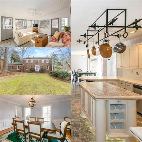 3888 Allenhurst Drive, Peachtree Corners, GA 30092 (MLS #6837113) :: Tonda Booker Real Estate Sales