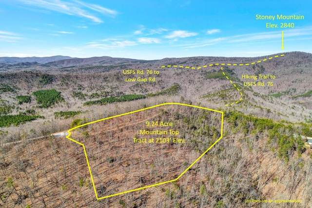 374 Little Eagle Mountain Road, Clarkesville, GA 30523 (MLS #6837161) :: Path & Post Real Estate