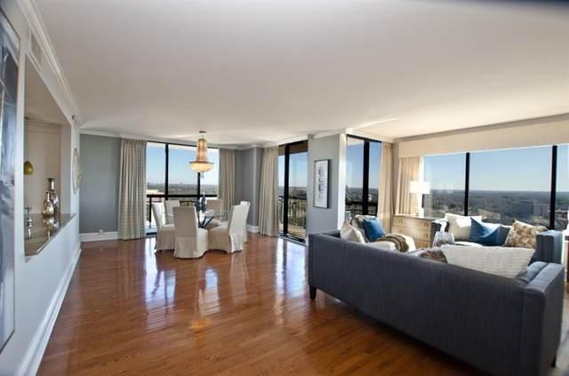 3481 Lakeside Drive NE P101, Atlanta, GA 30326 (MLS #6837210) :: Good Living Real Estate