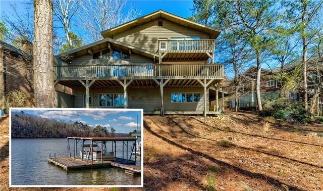 84 Chalet Circle, Dawsonville, GA 30534 (MLS #6837223) :: Path & Post Real Estate