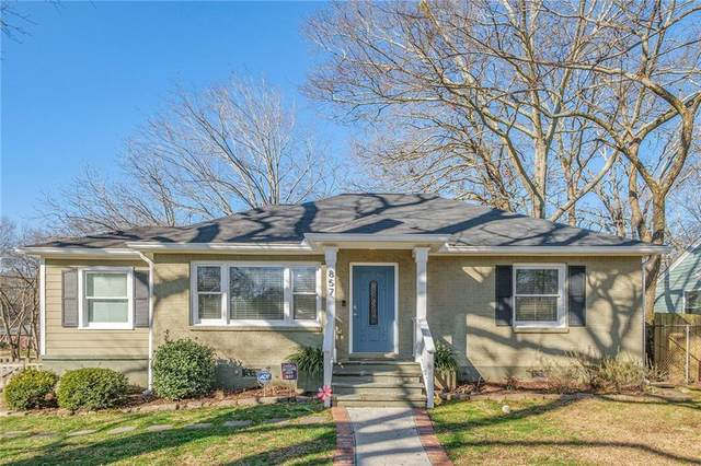 857 Clifton Road SE, Atlanta, GA 30316 (MLS #6837277) :: The Realty Queen & Team