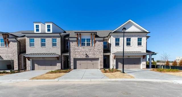 3897 Knox Park Overlook #24, Duluth, GA 30097 (MLS #6837468) :: Thomas Ramon Realty