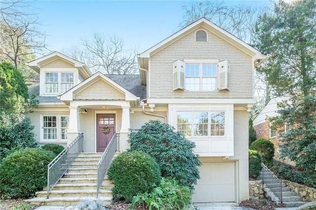 1347 Normandy Drive NE, Atlanta, GA 30306 (MLS #6837487) :: North Atlanta Home Team