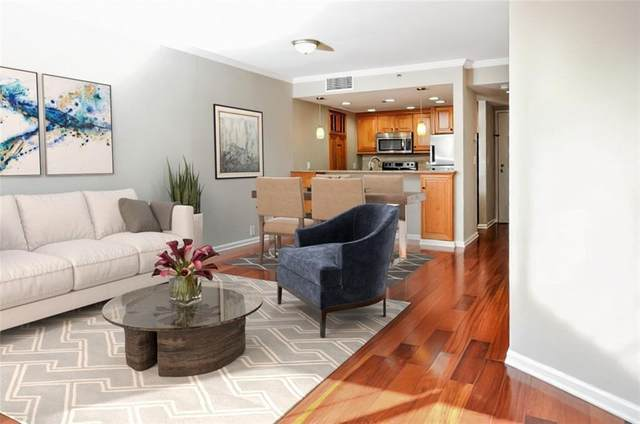3481 Lakeside Drive NE #1504, Atlanta, GA 30326 (MLS #6837539) :: Good Living Real Estate