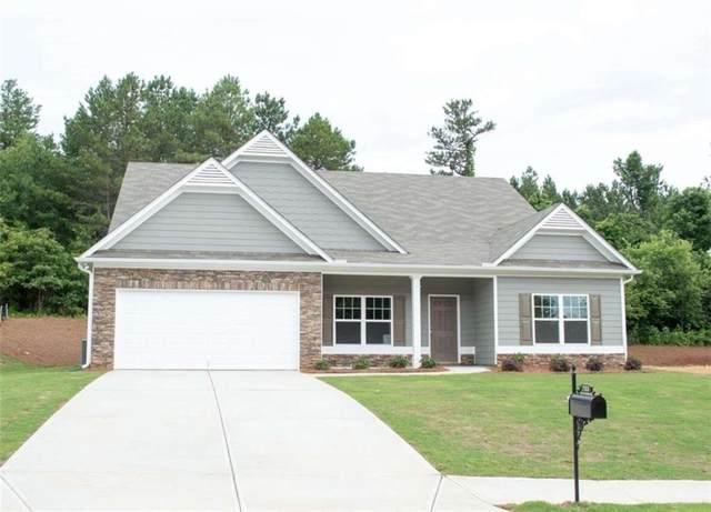 516 Silver Leaf Parkway, Bremen, GA 30110 (MLS #6837594) :: North Atlanta Home Team