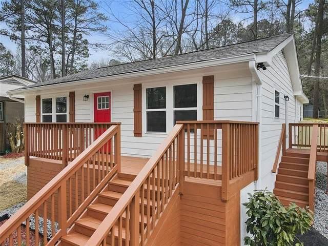 862 Meadow Place, Marietta, GA 30062 (MLS #6837606) :: North Atlanta Home Team