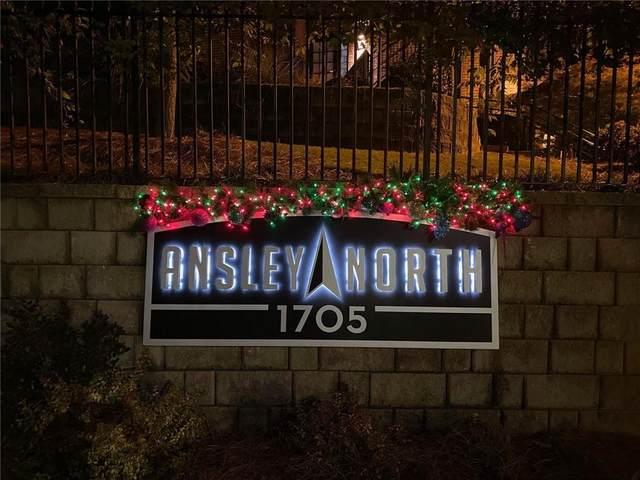 1705 NE Monroe Drive NE C09, Atlanta, GA 30324 (MLS #6837615) :: North Atlanta Home Team