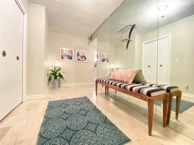 3530 Piedmont Road NE 4E, Atlanta, GA 30305 (MLS #6837810) :: Path & Post Real Estate