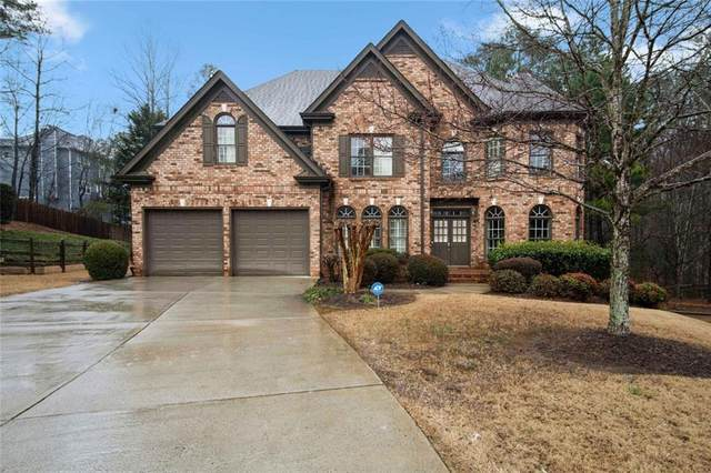 5378 Newport Bay Passage, Alpharetta, GA 30005 (MLS #6837999) :: North Atlanta Home Team